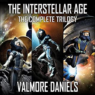 The Interstellar Age: The Complete Trilogy audiobook cover art