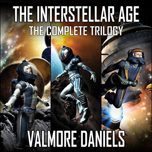 Couverture de The Interstellar Age: The Complete Trilogy