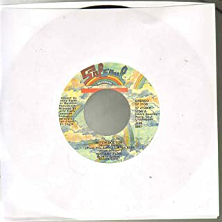 WITCH DOCTOR / I WANT TO LOVE YOU (45/7