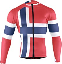 norwegian bike jersey