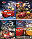 Nelson Mini-Bücher: 4er Disney Cars 1-4