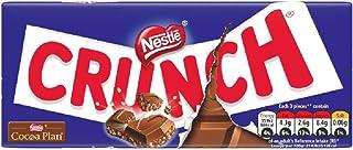 Crunch Chocolat au Lait 100g (Pack de 16 x 100g)