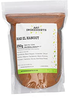 JustIngredients Essential Ras El Hanout - 500 gr