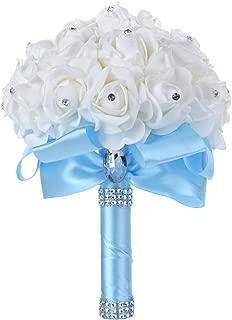 Best baby blue bouquet Reviews