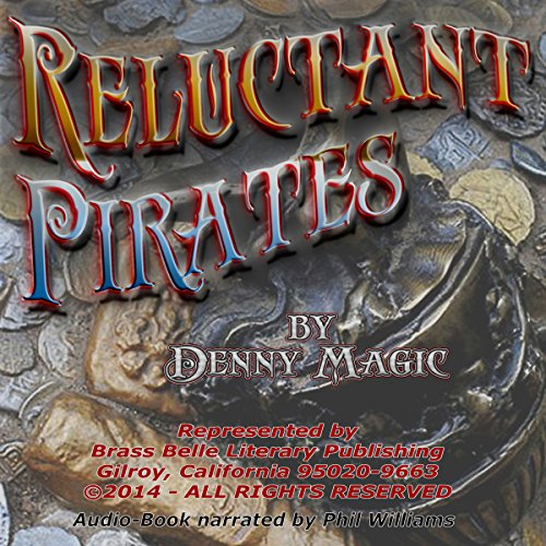 Reluctant Pirates cover art