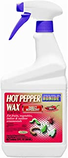 Hot Pepper Wax Insect Repellent Ready To Use