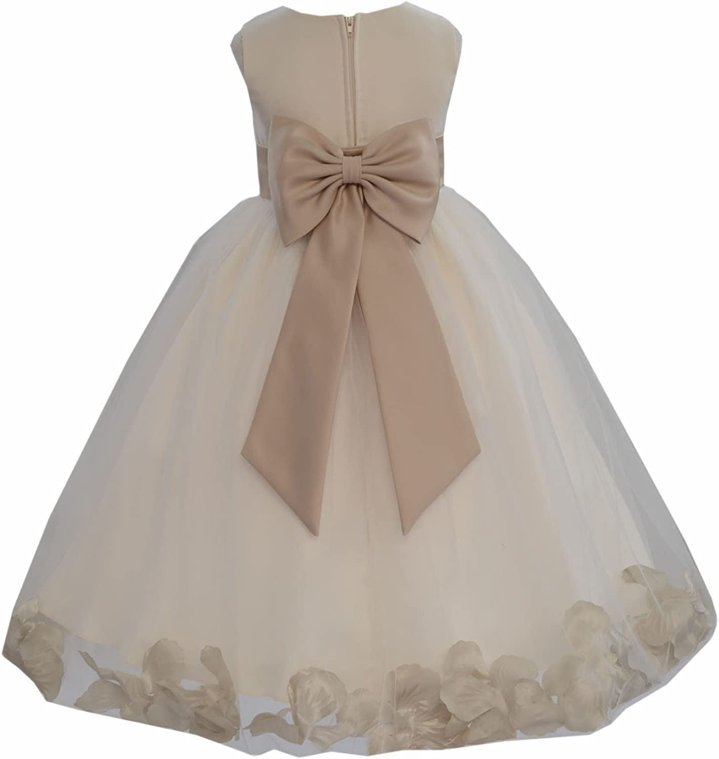 ekidsbridal girls OFFicial shop Gown Limited time for free shipping Ball