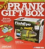 "Prank Pack ""Fish Eye"" - Wrap Your Real Gift in a Prank Funny Gag Joke Gift Box - by Prank-O - The Original Prank Gift Box 