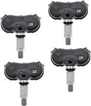 AUTOKAY Set of 4 TIRE PRESSURE SENSOR TPMS FOR Honda 42753-SNA-A830-M1 TRW SET-TS14