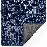 Gorilla Grip Indoor Durable Chenille Doormat 70x24, Soft Absorbent Mat, Machine Wash...