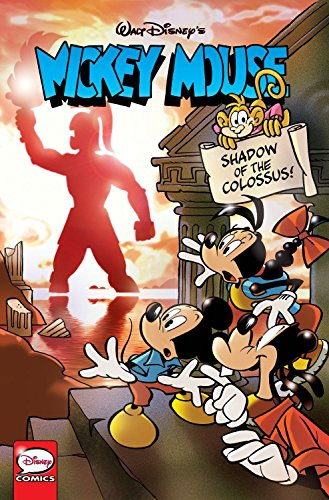 Mickey Mouse: Shadow of the Colossus