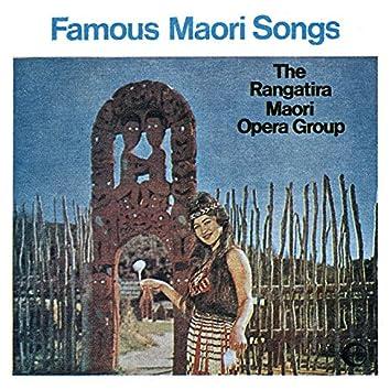 Famous Māori Songs