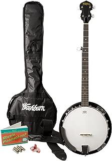 Best washburn banjo starter kit Reviews