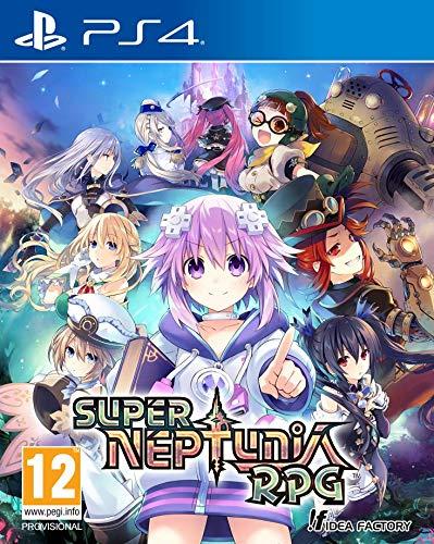 Super Neptunia RPG - PlayStation 4 [Edizione: Regno Unito]