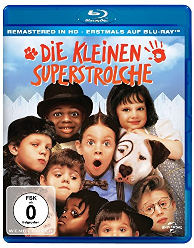 Die kleinen Superstrolche [Blu-ray]