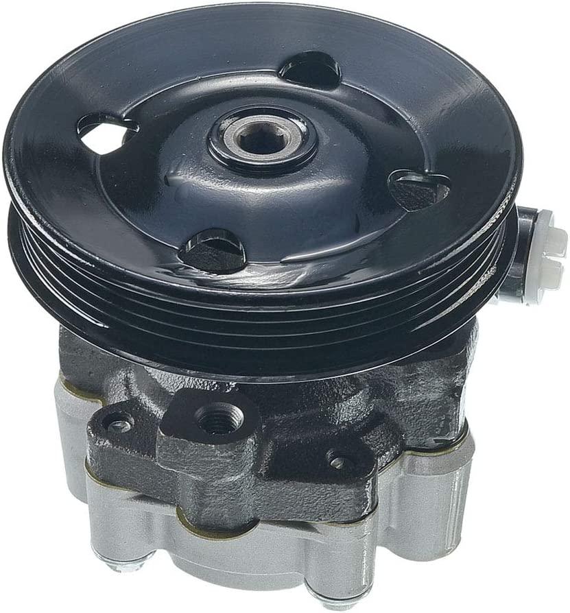 A-Premium Power Steering Pump with Directly managed store for Replacement Pulley Virginia Beach Mall Toyota