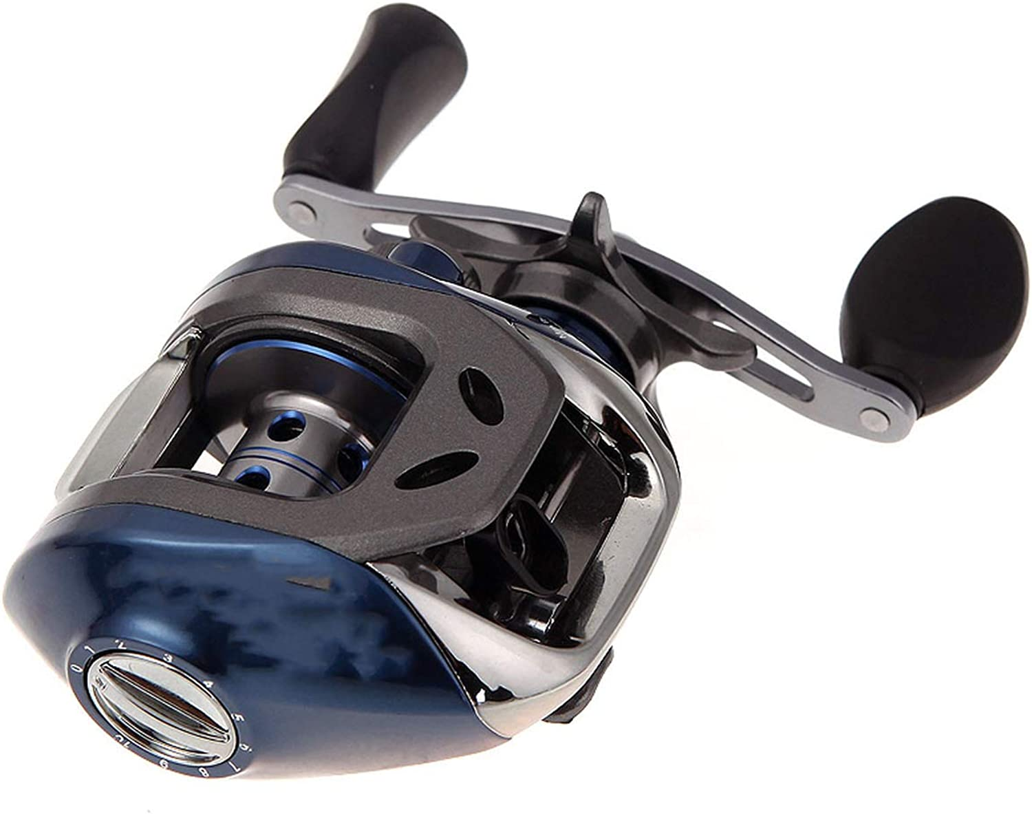 Fishing Reel 11Bb Ball Bearings Baitcasting Fly Reel Coil Left Right Hand Gt 6 3 1 High Speed Molinete De Pesca