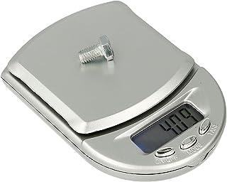 Báscula Digital de Precisión, Rango 0,1g a 500g, Balanza Portátil, Peso Joyero, Minerales, Monedas, Numismática, Cocina, M4
