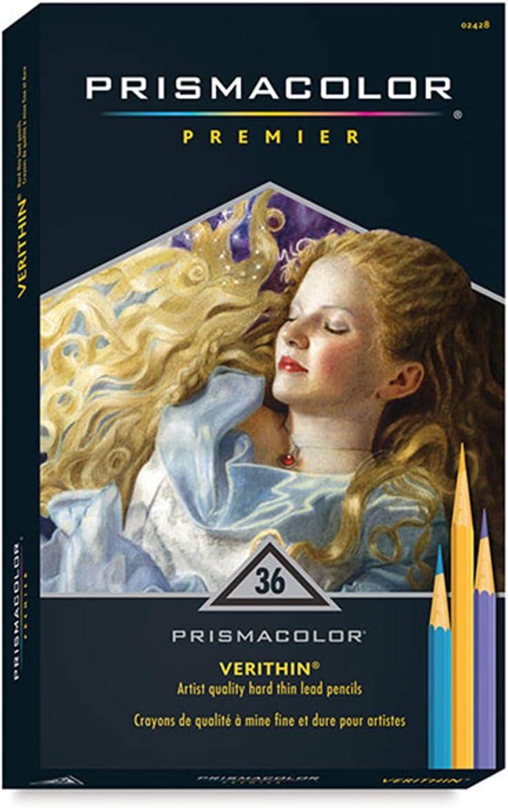 24 ct. Prismacolor Premier Verithin Pencils