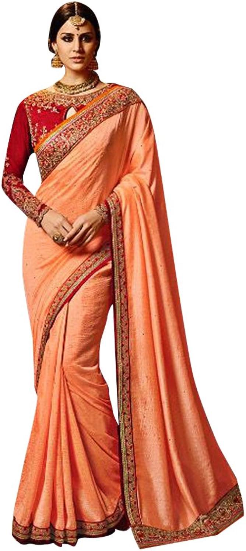 Bridal Ethnic Bollywood Collection Saree Sari Ceremony Bridal Wedding 905 7
