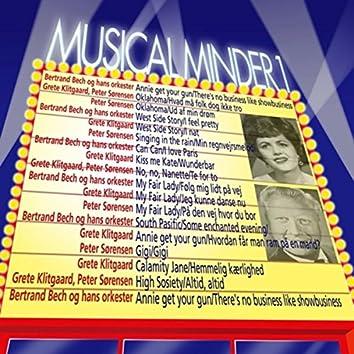 Musical Minder Vol. 1