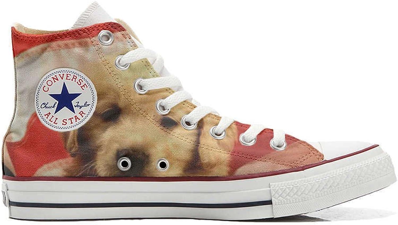 schuhe Custom Converse All Star, personalisierte Schuhe (Handwerk Produkt) Sweet  | Günstigstes