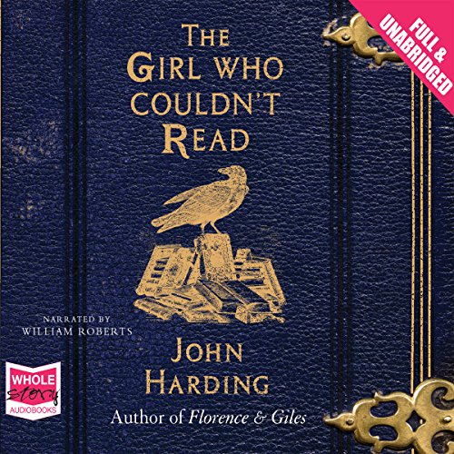 The Girl Who Couldn't Read audiobook cover art