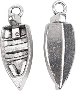 silver rowing charms
