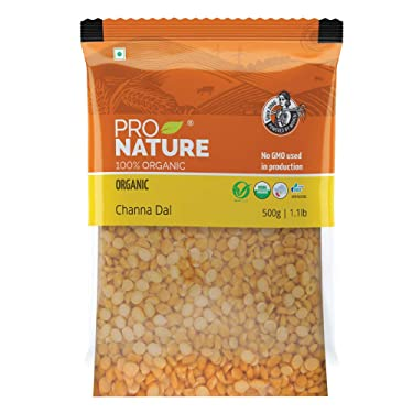 Pro Nature Channa Dal, 500g