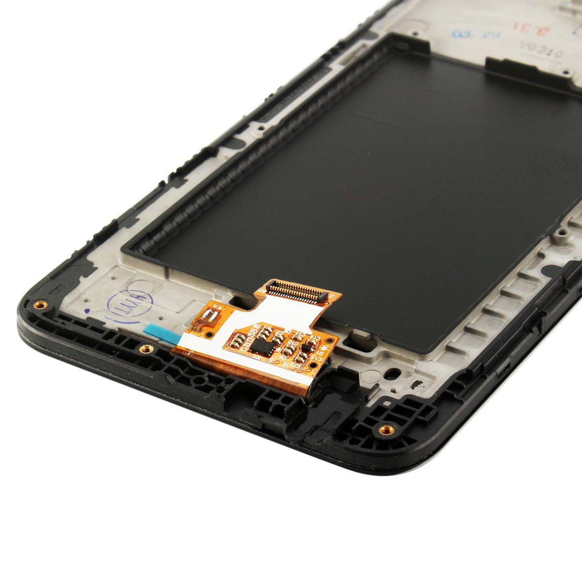 Ocolor Reparación y reemplazo para LG K10 2017 /M250 /M250N /K20 ...
