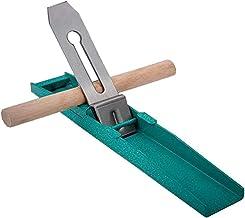 YANG WU Cepilladora Manual de Carpintero, Mini cepilladora de Metal pequeña Hecha a Mano Cepilladora de Madera Corta de desbarbado Suave de ángulo bajo, Superficie Pulida