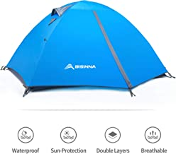 BISINNA 2 Person Camping Tent Lightweight Backpacking...