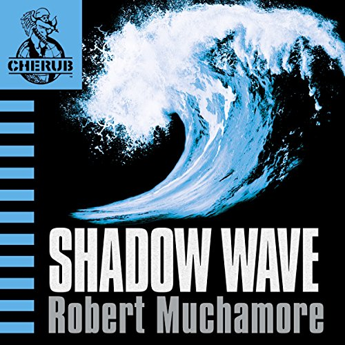 Cherub: Shadow Wave audiobook cover art