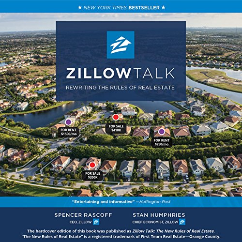 Zillow Talk audiobook cover art