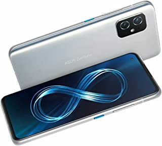 Asus Zenfone 8 5G Dual ZS590KS 128GB 8GB RAM Factory Unlocked (GSM فقط   لا CDMA - غير متوافق مع Verizon/Sprint) الإصدار ا...