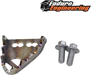 Enduro Engineering Brake Pedal Tip - Replacement Fits: Beta 2005-2019 RR/RR-S/Xtrainer Sherco 2013-2019 125-500 SC/SC-F/SE-R/SEF-R/Factory