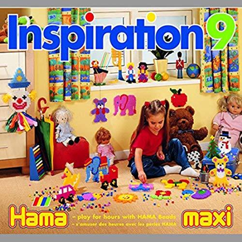 DAN Import 399-09 - HAMA Maxi Inspirationsheft Nr. 9