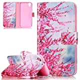 EMAXELERS HTC Desire 626 Case PU 3D Pattern Inner Bookstyle