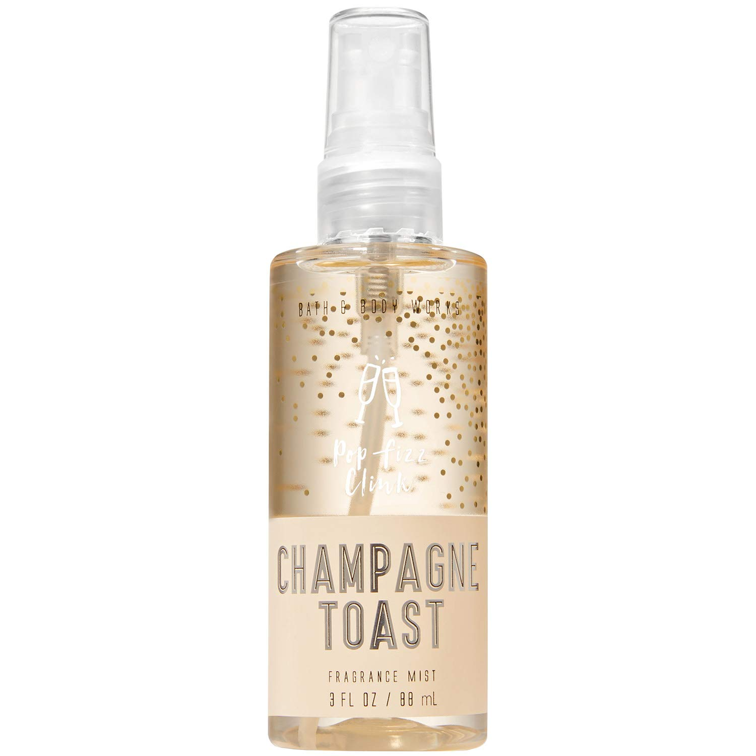 Bath and Body Works Champagne Toast Size M free shipping Sales for sale Travel Fragrance Fine