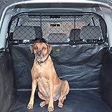 Animales XXL. de Nissan Qashqai + 2SUV Bj: 2008–2013, corte rejilla/Perros...