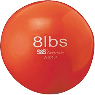 Spectrum No-Bounce Medicine Ball,  8-lb,  6.5