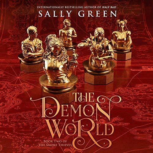 The Demon World audiobook cover art