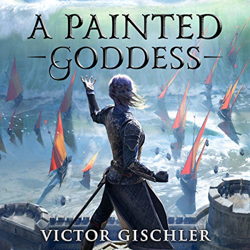 A Painted Goddess cover art