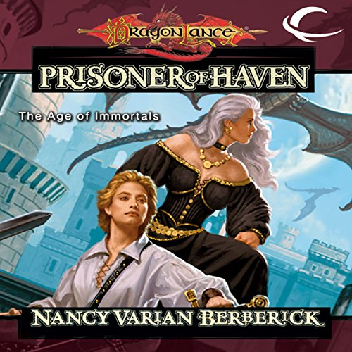 The Prisoner of Haven audiobook cover art