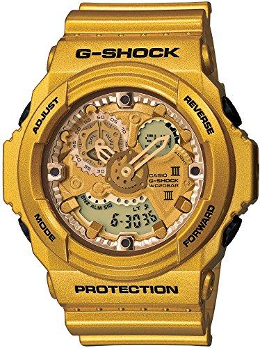 Casio Reloj de pulsera GA-300GD-9AJF G-Shock Crazy Gold Series para hombre [importación de Japón]