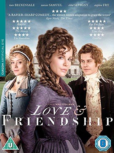 Love & Friendship [DVD] [2016] UK-Import, Sprache-Englisch