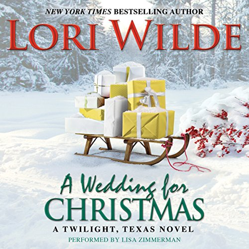 A Wedding for Christmas audiobook cover art