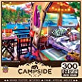 MasterPieces Campside Puzzles Collection - Glamping Style 300 Piece EZ Grip Jigsaw Puzzle by MasterPieces Puzzle Company