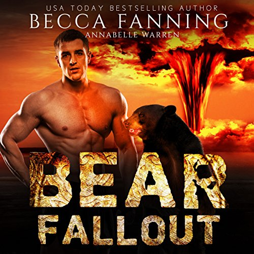 Bear Fallout audiobook cover art