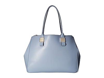Cole Haan Tali Tote (Zen Blue) Handbags